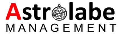 ASTROLABE MANAGEMENT